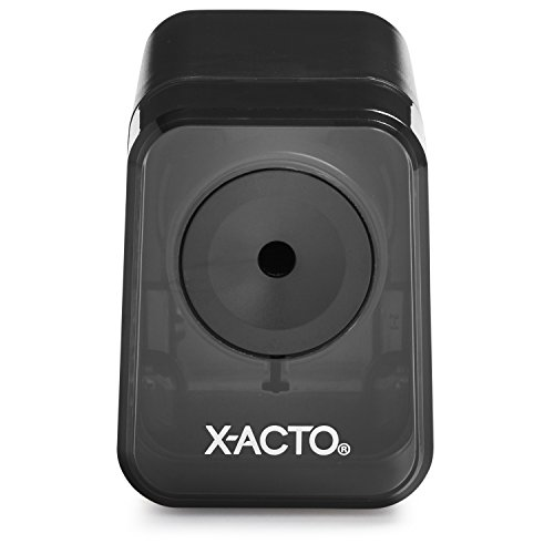 X-ACTO XLR Electric Pencil Sharpener, Black New | eBay X Acto Electric Pencil Sharpener