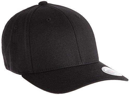 Flexfit WOOLY COMBED XS ADULT Black black Size:52-54 cm (youth) by Flex fit