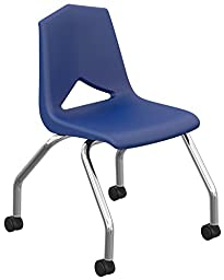 Marco Group MG1141-18CR-ANA MG1100 Series Caster Chair, 22\