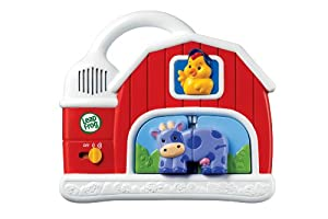 LeapFrog Fridge Farm Magnetic Animal Set