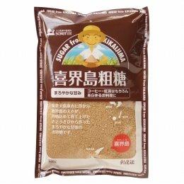 創健社 喜界島粗糖 500g