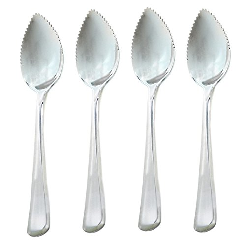 Norpro 1281 Grapefruit Spoons, Set of 4