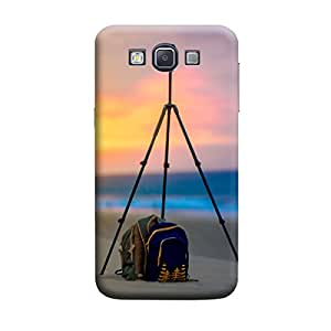 Ebby Premium Printed Mobile Back Case Cover With Full protection For Samsung A5 (Designer Case)