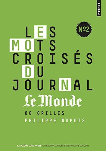 Les mots-croisés du journal Le Monde : N° 2