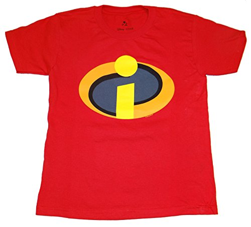 The Incredibles Logo Boys Youth T-shirt