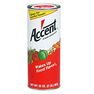 Ac'cent Flavor Enhancer - 2 lb. canister