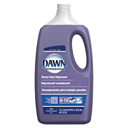 Dawn 4853 Heavy-Duty Degreaser, Pine Scent, 2 QT Bottle (Pack of 5)