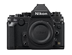 Nikon Df 16.2MP Digital SLR Camera Body
