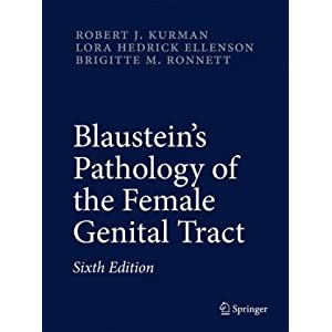 Blaustein's Pathology of the Female Genital Tract 6th edition PDF