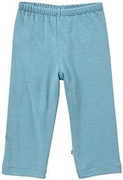 Babysoy Baby Boys\' Comfy Pants - Ocean - 6-12 Months
