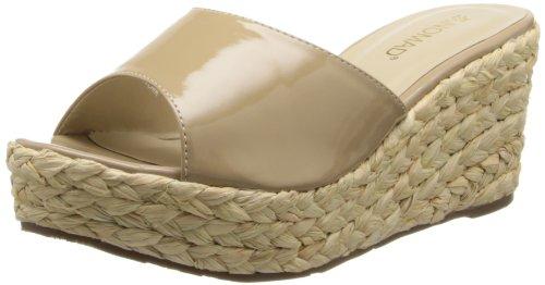 Nomad Women'S Havana Wedge Sandal,Natural,8 M Us front-398862