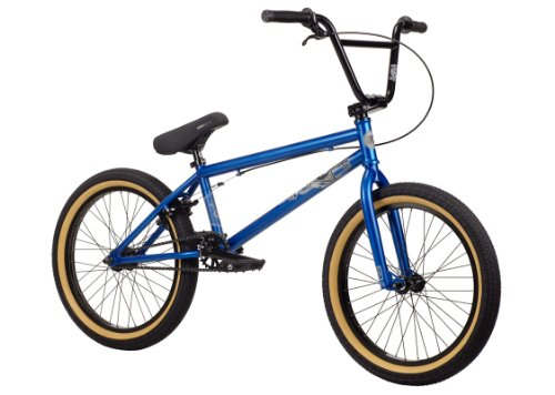 Kink 2014 Gap XL BMX Bike, Matte Blue, Toptube: 21-Inch