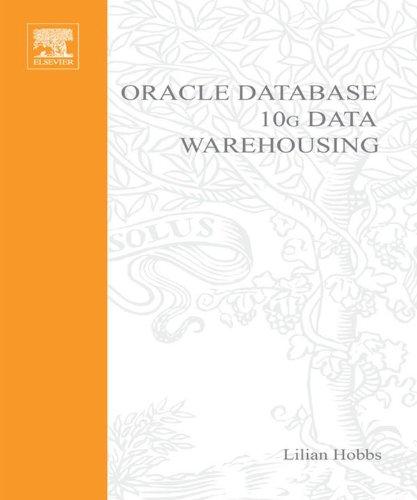 Pete Smith, Shilpa Lawande, Susan Hillson  Lilian Hobbs - Oracle 10g  Data Warehousing