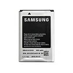 Samsung Battery for GT-S5350, GT-3530 (Black)