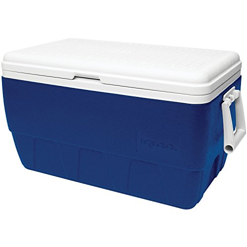 Igloo Family Cooler (52-Quart, Ocean Blue) (52 Quart Cooler compare prices)