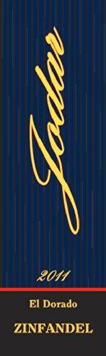 2011 Jodar Vineyards & Winery El Dorado Zinfandel 750 Ml