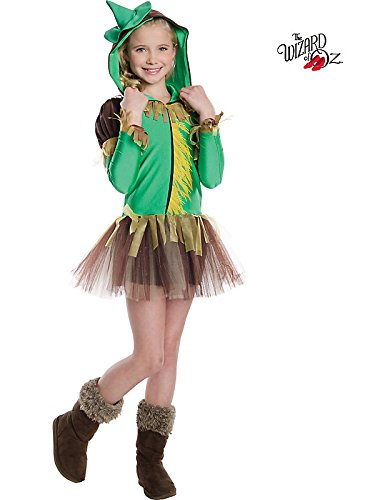 Rubies Wizard of Oz Scarecrow Hoodie Dress Costume