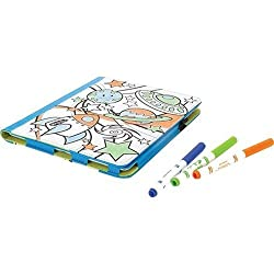 Griffin Technology Crayola Color A Folio boy iPad
