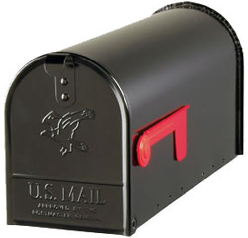 Solar-Group-Gibraltar-Black-Heavy-Duty-Elite-Mailbox-Standard-T1-Size