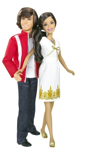 Mattel High School Musical 3: Senior Year Tree House Moment W/Gabriella & Troy Dolls