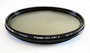 Light Craft Workshop 77mm Fader ND MK II Filter