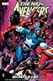 img - for New Avengers Vol. 3: Secrets and Lies book / textbook / text book