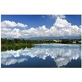 北海道余市郡余市町 水沢ダムのポストカード photo by 宮西範直ポストカード-えはがき絵葉書postcard-