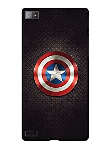 TREECASE Designer Printed Hard Back Case Cover For BlackBerry Z3