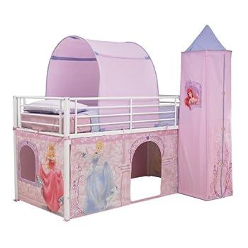 pas cher worlds apart 490dsp01e tente pour lit mezzanine disney princess import allemagne. Black Bedroom Furniture Sets. Home Design Ideas