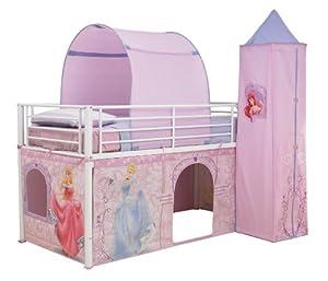 Worlds apart 490dsp01e set tenda per letto a castello principesse disney casa e cucina - Letto castello amazon ...