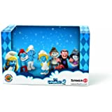 Schleich Smurf Set Movie 2013