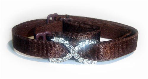 Brown classic strap with Diamond X