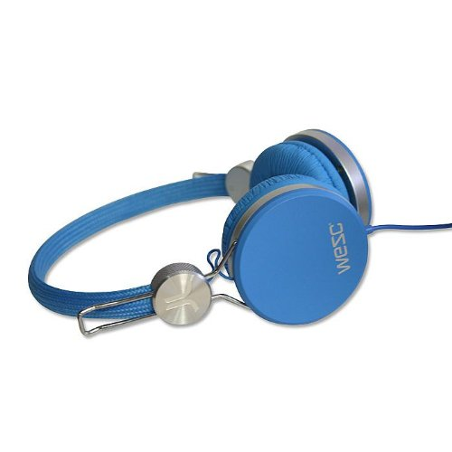 Wesc Banjo Headphones (ocean blue)