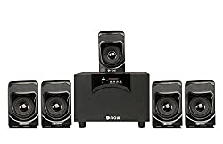 Flow Rok-Box 5.1 Home Theater Multimedia Bluetooth Speaker System Fully Loaded