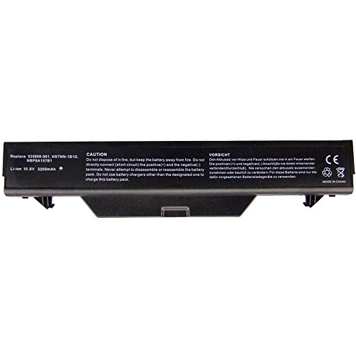 Bay-Valley-PartsNew-Laptop-Battery-for-HP-ProBook-4510s-4515s-4710s-4510sCT-4515sCT-4710sCT-HSTNN-IB89-HSTNN-OB88-HSTNN-OB89-HSTNN-XB88-NBP6A156-NBP6A156B1-NBP8A157B1-Li-ion-6-Cell-108v-5200mAh56W-12-