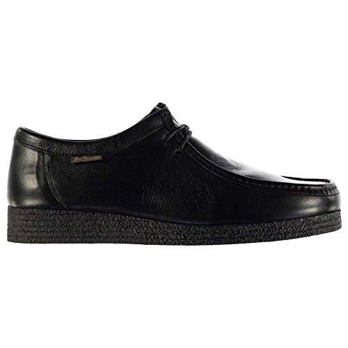 ben-sherman-hombre-quad-wallabee-zapatos-con-cordones-mocasin-estilo-caja-cuero