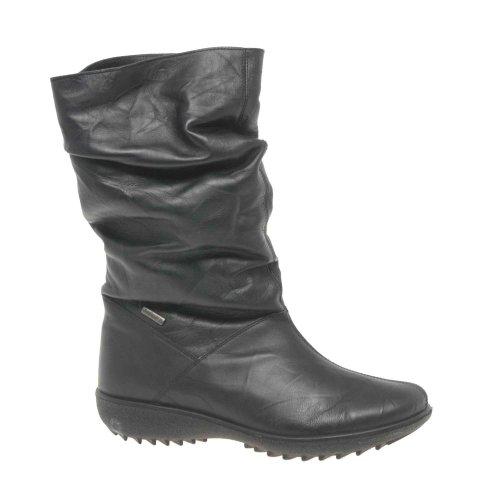 Nadja Ladies Black Waterproof Long Boot Black 7 / 40