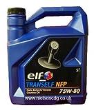 Elf Tranself NFP 75W80 Gear Oil TOT-158489 = 5 Litre