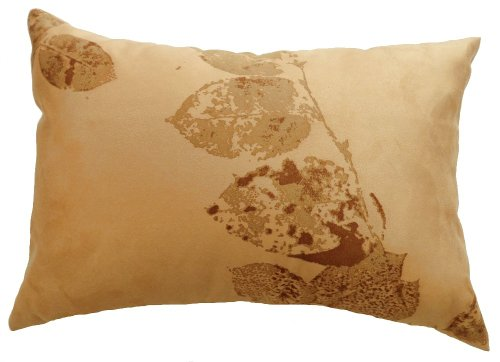 """Dreamhome - Lemon Leaf 12"""" X 18"""" Decorative Pillow Sham/Cover front-324153"""