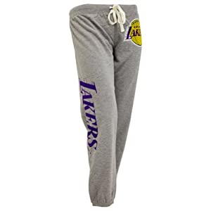 Los Angeles Lakers - Logo Juniors Sweatpants by Old Glory