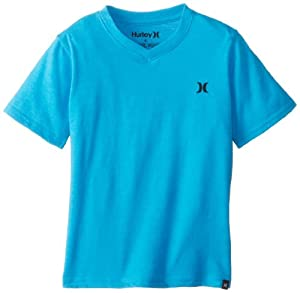 Hurley Boys 2-7 Icon Premium Tee Blue from Hurley