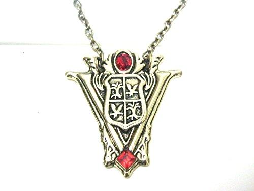twilight-new-moon-volturi-crest-peaks-tower-horloge-collier-femme-pendentif