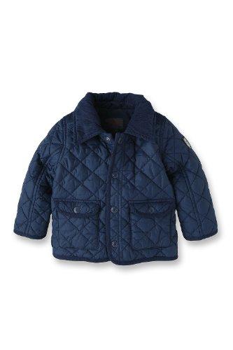 ESPRIT Baby - Jungen Jacke G25142, Gr. 68, Blau (420 WATERFORD)