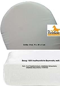 Pinolino - 500008 - Matelas Mousse pour Berceau Lotta