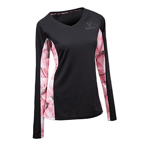 Buy Discount Huntworth Women's Lifestyle Long Sleeve Shirt
