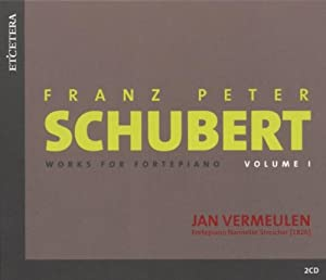Schubert: Works for Fortepiano, Vol. 1