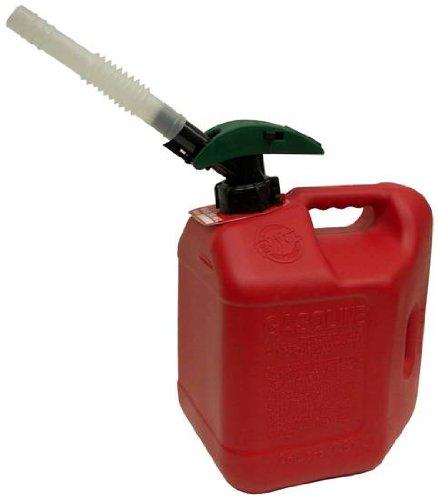 Blitz Enviro-Flo Plus Gas Can - 2-Gallon (+ 8-oz.) Capacity, Model# 81010 (Blitz Gas Cans compare prices)