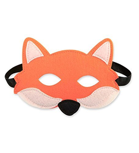 Woodland Mask, in Fox