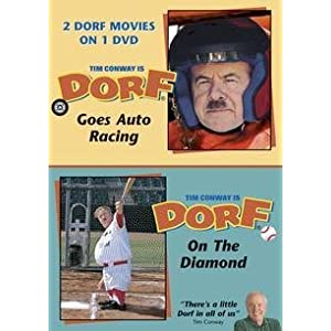 Dorf  Auto Racing on Amazon Com  Dorf Goes Auto Racing Dorf On The Diamond  Tim Conway