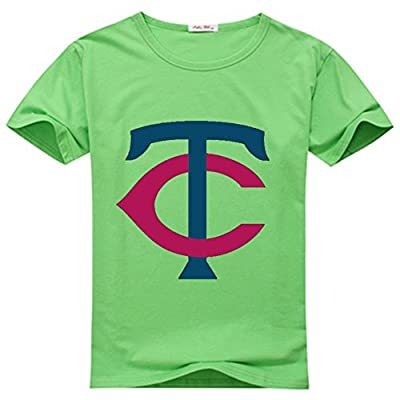 Angelbaby Lin Cheap Minnesota Twins Youth T-Shirts - Pattern 1
